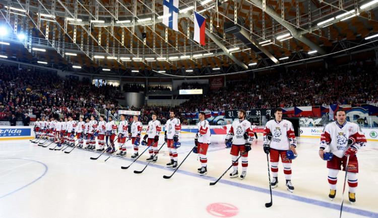 Češi v Brně porazili Švédy a turnaj mohou stále vyhrát. Dnes vyzvou Rusy v čele s hvězdným Ovečkinem