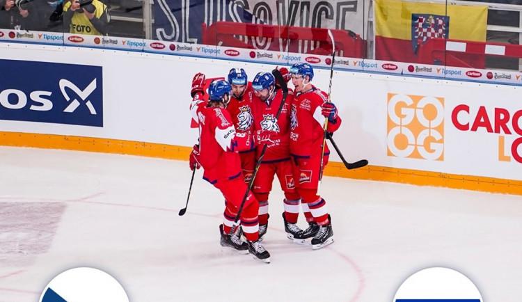 Hokejisté podlehli Rusům 1:4, v generálce na MS skončili poslední