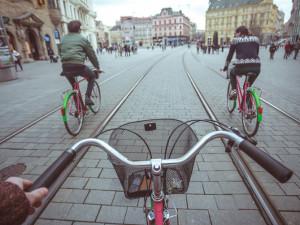 Rektoři brněnských univerzit vyzývají ke zlepšení podmínek cyklistů