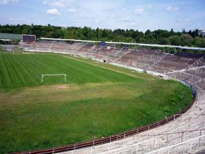 Na legendárním stadionu Za Lužánkami se bude točit film o Zátopkovi