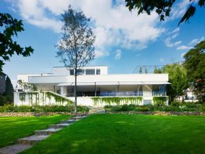 Vila Tugendhat je do konce roku vyprodaná, navštívit lze jen zahradu