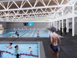 Nový bazén za Lužánkami už čeká jen na stavební povolení