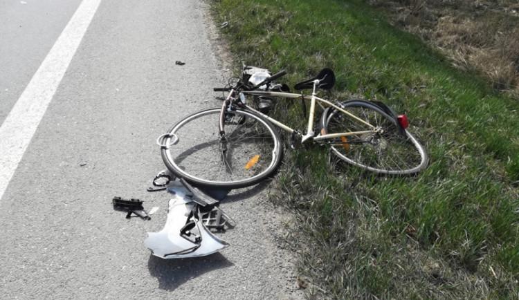 Policisté hledají řidiče, který v Šakvicích srazil jedenáctiletého chlapce na kole
