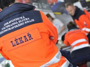 Záchranáři v Moravském krasu cvičili zásahy v těžkých podmínkách