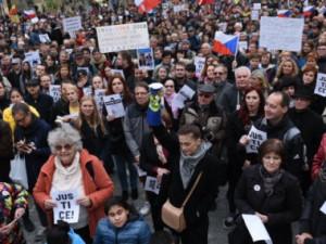 Na náměstí Svobody proběhne další vlna protestů proti Andreji Babišovi