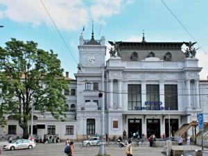 Budova hlavní nádraží v Brně se začne opravovat ve čtvrtek