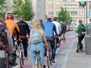 Do kampaně Do práce na kole se v Brně zapojilo dosud nejvíce lidí