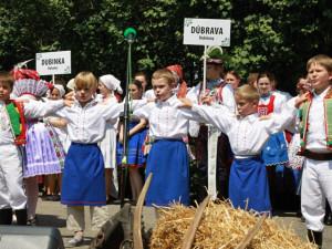 FOLKLORNÍ DRBNA: Kraj beze stínu aneb Svátek Hanáckého Slovácka