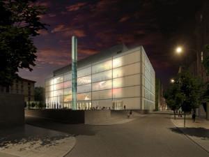 Problémy urovnány. Stavba koncertního sálu v Brně by mohla začít příští rok v létě