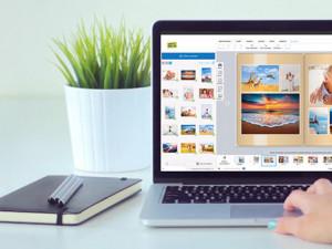 Fotokniha vytvořená v mobilu? S novou aplikací HappyFoto žádný problém. Dokonce ji můžete i sdílet