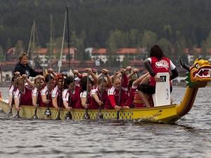 Prýglem budou v sobotu křižovat dračí lodě. Brněnské drak nabídne i velký dětský den