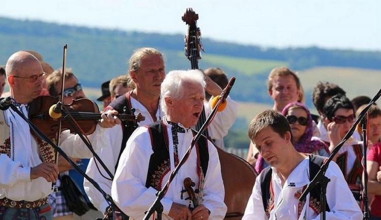 Začínají folklorní Horňácké slavnosti, potrvají do neděle