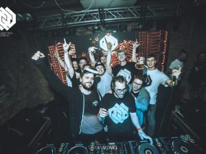 Brněnská drum'n'bass partička se dnes v Praze utká o titul nejlepší crew roku