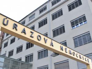 Úrazová nemocnice v Brně prošla modernizací. Pacienti se dočkají klimatizovaných pokojů