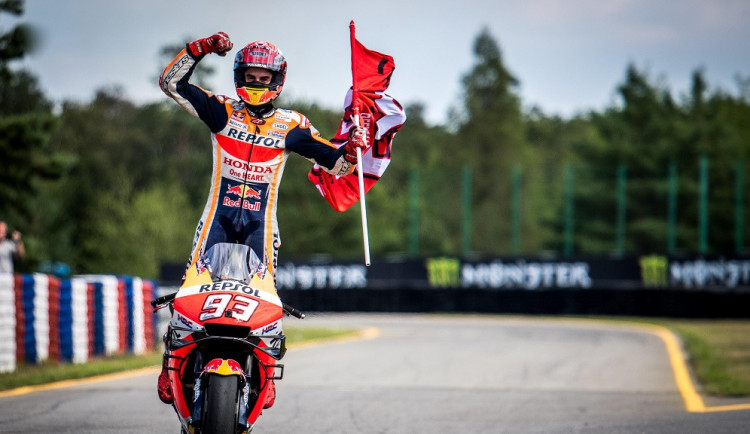 MotoGP se v Brně pojede nejspíš i příští rok, Dorna má zájem pokračovat