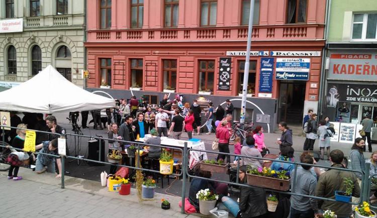 Velkolepé oslavy 150 let hromadné dopravy v Brně zakončí poslední den prázdnin open-air festival uprostřed města