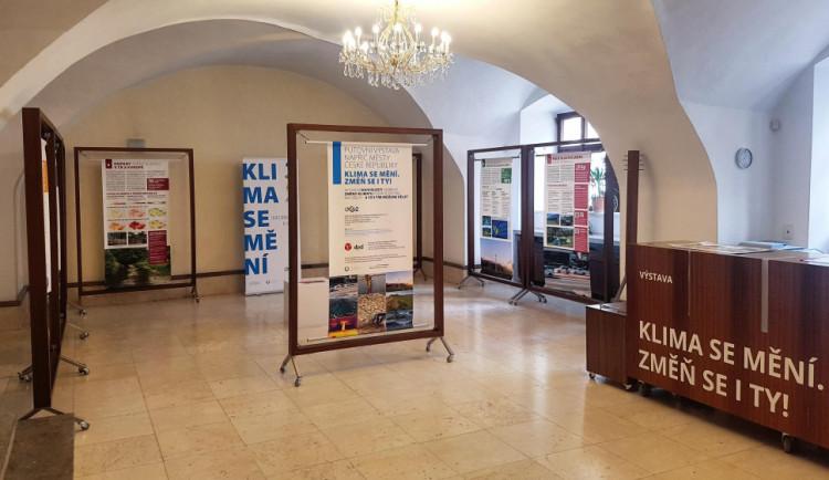 Výstava Klima se mění – změň se i ty je od úterý v Brně. Jaké dopady má globální změna klimatu, se mohou Brňané dozvědět do konce srpna