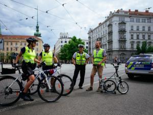 Cyklistům se v Brně nežije dobře, město ohledně cyklodopravy zaspalo, říká Šindelář z Brno na kole