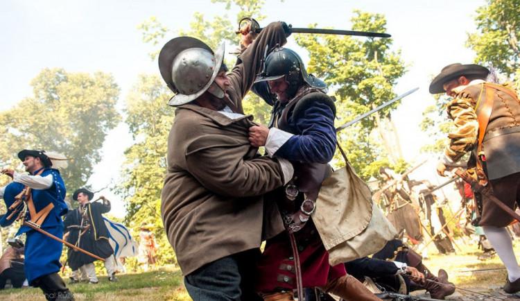 Švédům se nevzdáme ani letos. Obléhání města Švédy roku 1645 připomene festival Den Brna