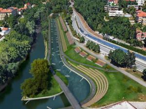 Brno chce začít s přípravou vodáckého kanálu