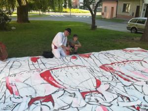 Slovácký rok daruje nemocnici výtěžek zaukce obrazů