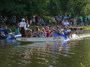 Překročte řeku Svitavu i letos. Můžete použít kolo, vlak, vlastní nohy nebo necky