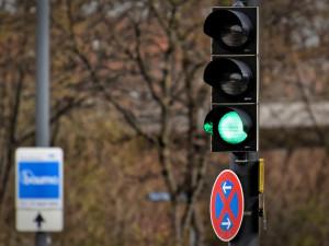 Břeclav je prvním městem v Česku, kde se bude testovat blikající zelená na semaforech