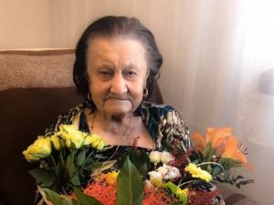 Zemřela nejstarší Brňanka Marie Schwarzová. Bylo jí 109 let
