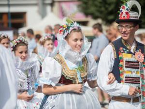 Jihomoravské dožínky se po dvou letech opět vrátí do Brna. Nabídnou průvod, jarmark i vinaře