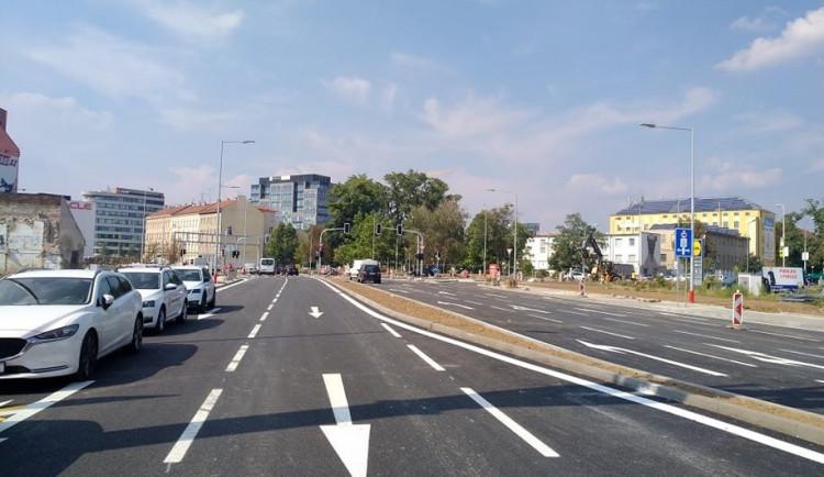 První řidiči se po Dornychu projedou už v sobotu, o rok dříve než bylo v plánu