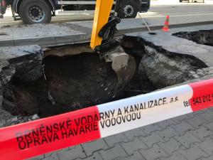 V Brně začne stavba kanalizace u pěti městských částí za miliardu