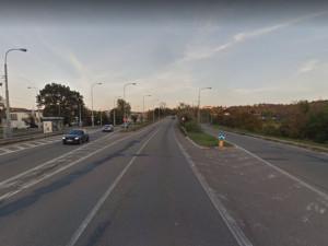 Most na křižovatce Kníničská se ode dneška částečně otevře, plně průjezdný bude až na podzim