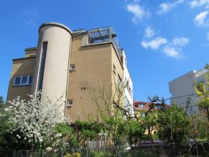 Rekonstrukce má zásadně změnit část Fuchsovy vily. Památkáři žádají ochranu