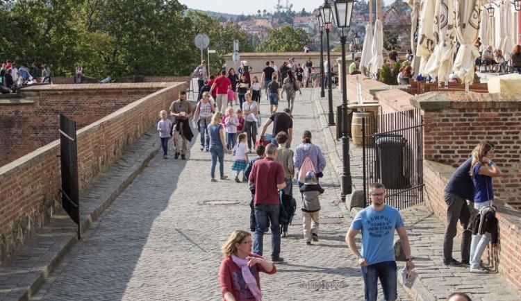 Špilberk o víkendu ožije největší hradní akcí. Kromě Barona Trencka se na hrad vrátí i Marie Terezie
