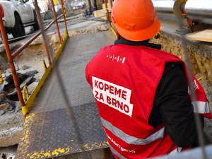 Rekonstrukce čeká také ulice v centru. Opletalovu rozkopou dělníci v říjnu, Solniční a Česká budou následovat
