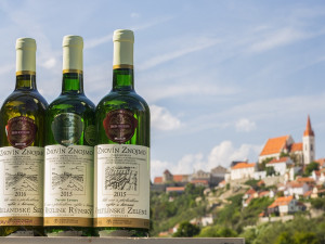 Znojemské víno dobylo Asii. Triumfovalo v nejprestižnější vinařské soutěži kontinentu