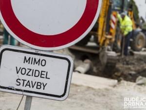 Gajdošova bude po havárii vody opět zprůjezdněna ve čtvrtek dopoledne