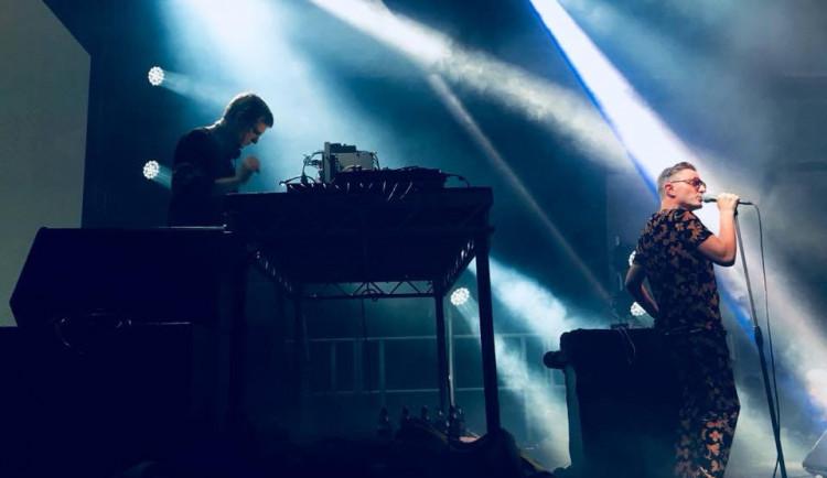 SOUTĚŽ: Do Brna míří islandská elektronická legenda GusGus
