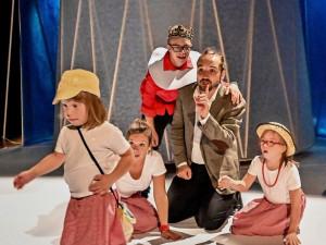 V brněnském divadle zářili malí herci s Downovým syndromem
