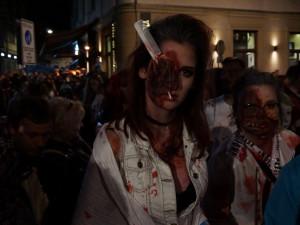 Brnem prošla horda zombie