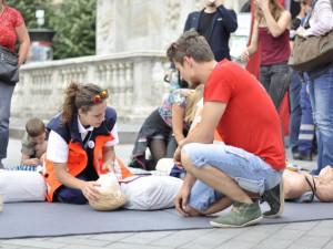 Jak provést první pomoc u dětí? Vše nezbytné objasní chystané semináře