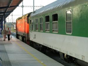 V Jihomoravském kraji budete bez jízdenky muset nastoupit do speciálně označeného vagónu