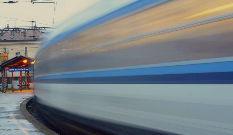 Z Brna by měla do deseti let vést na jih nová vysokorychlostní trať