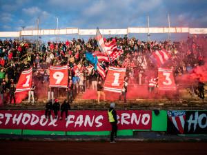 Zbrojovka proti Sigmě. Fotbalový stadion Za Lužánkami se opět bude otřásat v základech