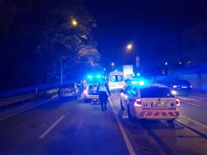 Brno má problém s přechody, záchranáři vyjíždí k několika srážkám vozidla s chodcem týdně