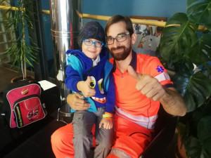 Jihomoravští záchranáři nafotili charitativní kalendář na rok 2020, výtěžek dostanou děti se zrakovým postižením