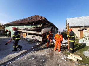 Při výbuchu na Břeclavsku se zranili dva muži, mají popáleniny