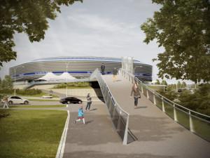O krok blíže k novému domovu. Brno už má zhotovitele nové hokejové haly Komety