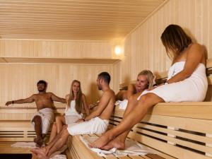 Bazén za Lužánkami nabídne nově i welness centrum. Návštěvníci se mohou těšit na šampaňské ve vířivce i různé druhy saun