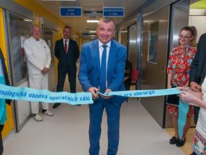 Ředitel Fakultní nemocnice Brno Kraus rezignoval, končí k 30.11.